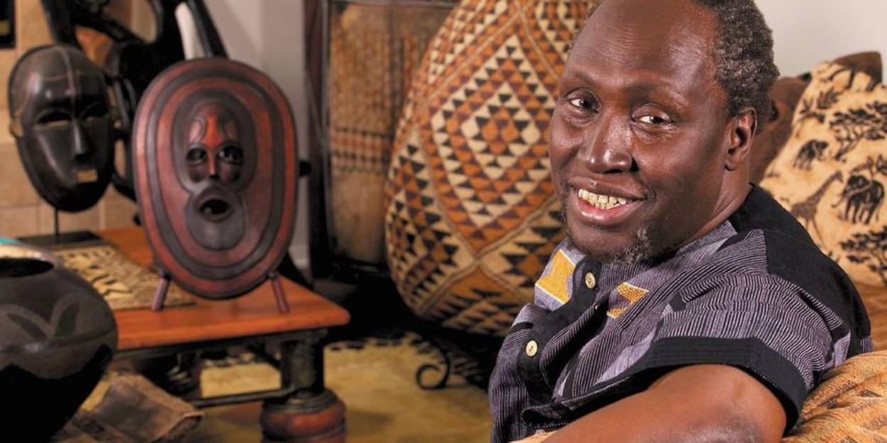 L\'écrivain kényan,Ngugi wa Thiong\'o.