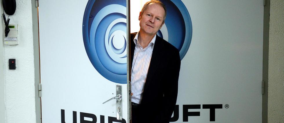 Yves Guillemot, cofondateur d'Ubisoft.