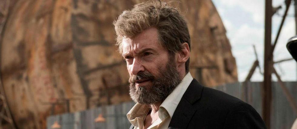 "Hugh Jackman dans ""Logan"" (2017)."