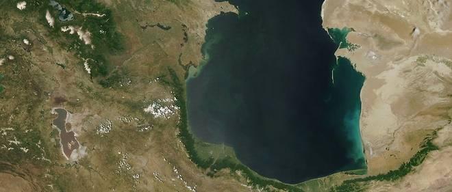 Le niveau de la mer Caspienne a baissé de 1,5 mètre depuis 1995.