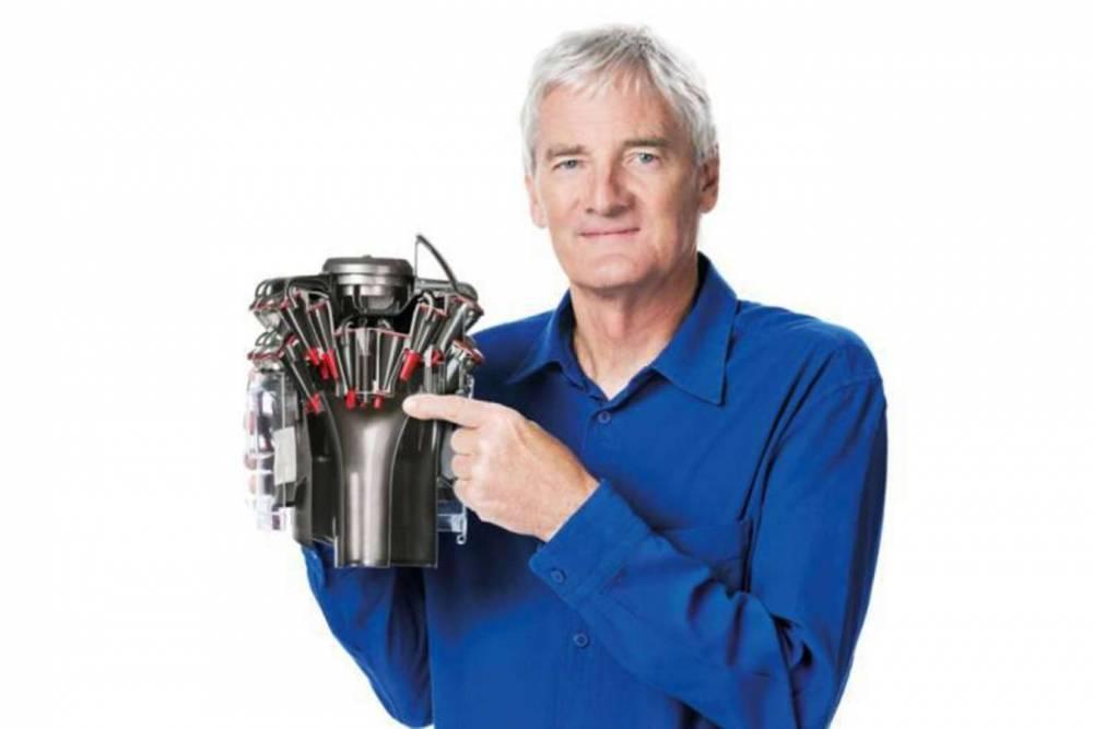 James Dyson aspire à véhiculer un jour ses clients ©  DR