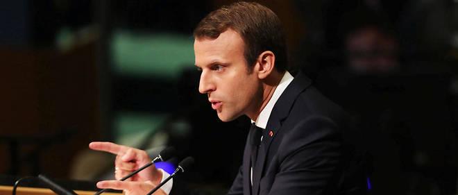Le président Emmanuel Macron a livré ses propositions pour l'Europe.