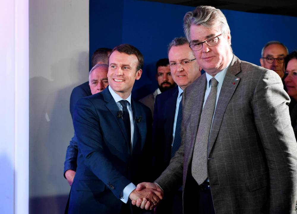 Jean-Paul Delevoye ©  ERIC FEFERBERG / AFP
