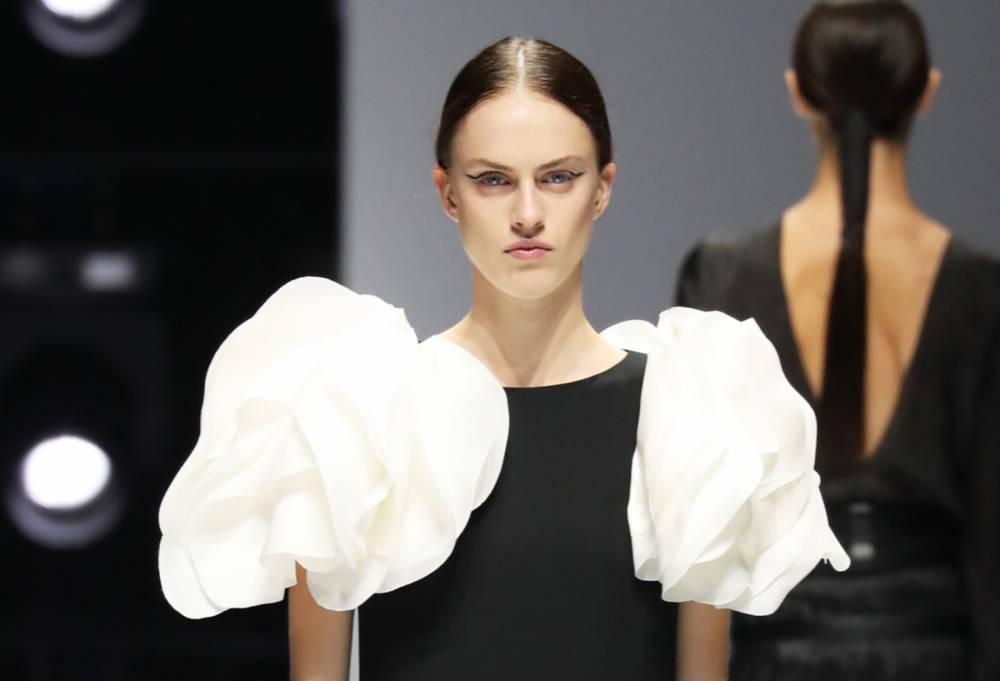 Lanvin / Paris Fashion Week © Koki Kataoka Koki Kataoka / Yomiuri / The Yomiuri Shimbun
