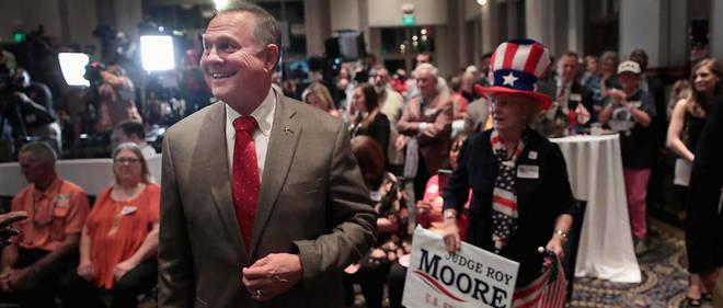 Roy Moore, un chrétien fondamentaliste revendiqué, a remporté la primaire républicaine pour l'élection sénatoriale prévue en décembre dans l'Alabama.