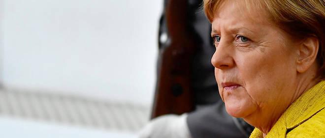 Angela Merkel est sous le feu des critiques de ses alliés bavarois de la CSU.