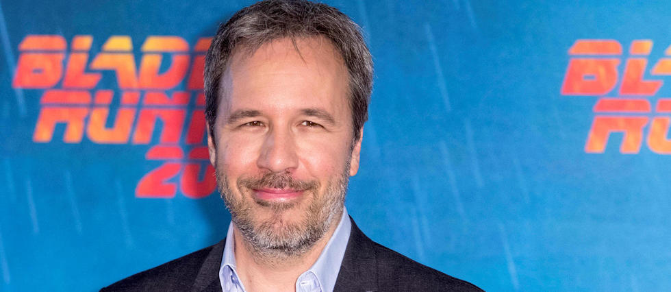 Denis Villeneuve en pleine promotion de Blade Runner 2049.