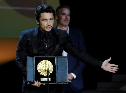 """The Disaster Artist"" de James Franco, prix du meilleur film a Saint-Sebastien"