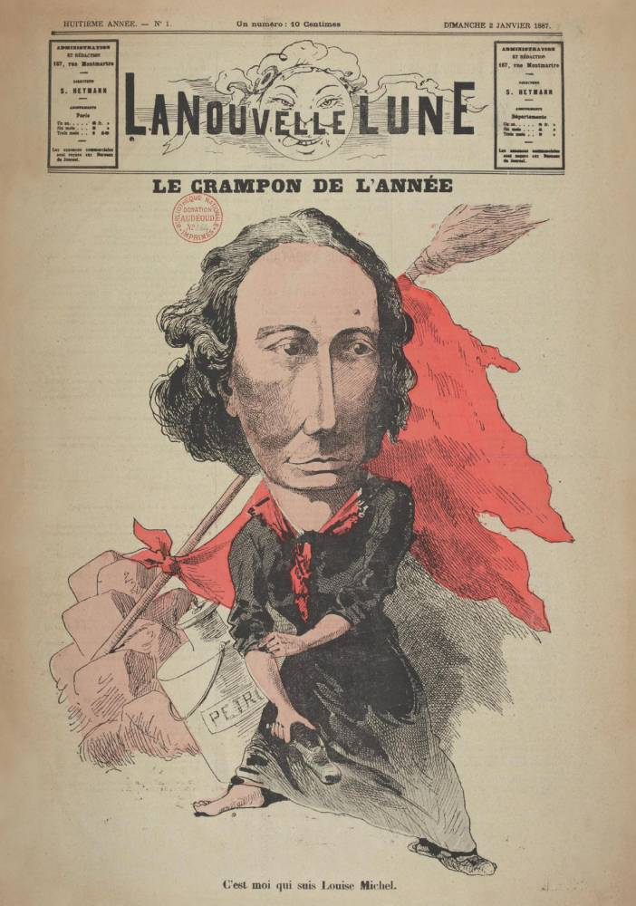 Louise Michel : souvenirs enragés de la Commune - Le Point