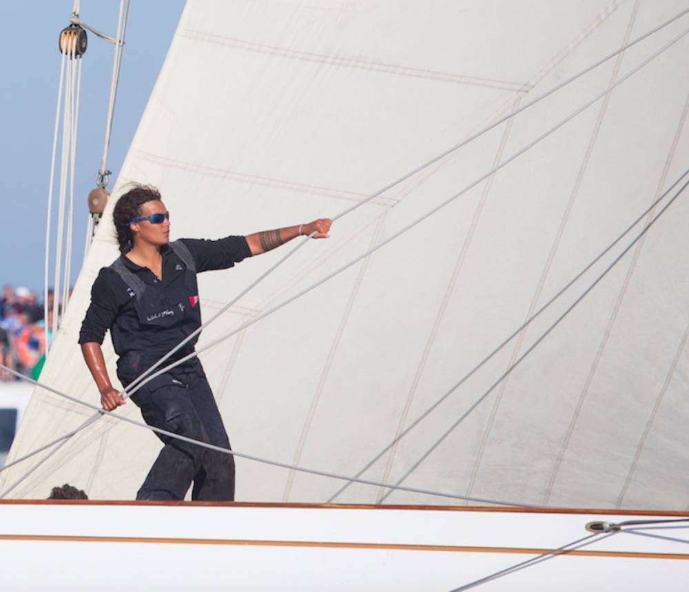 rolex saint tropez tabarly © Thomas Campion Rolex
