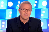 Laurent Ruquier (C)Capture France 2