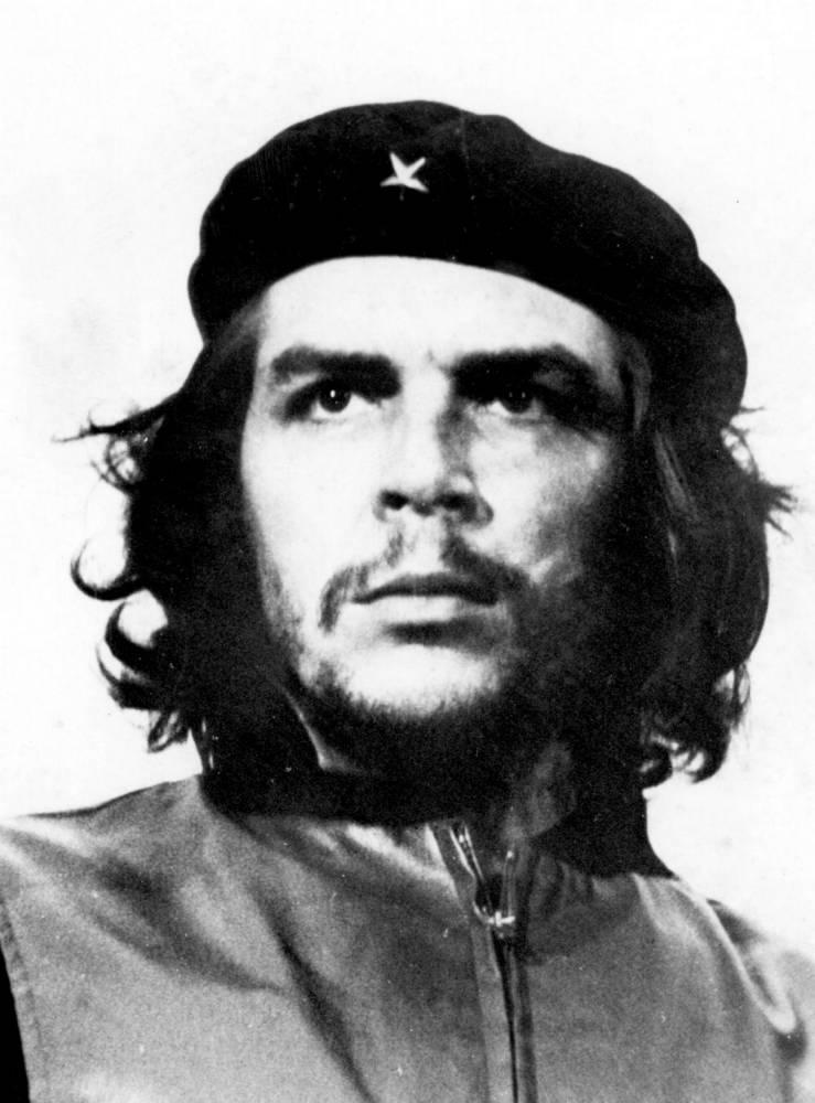 Che Guevara / EL Guerrillero Heroico ©  Alberto Korda