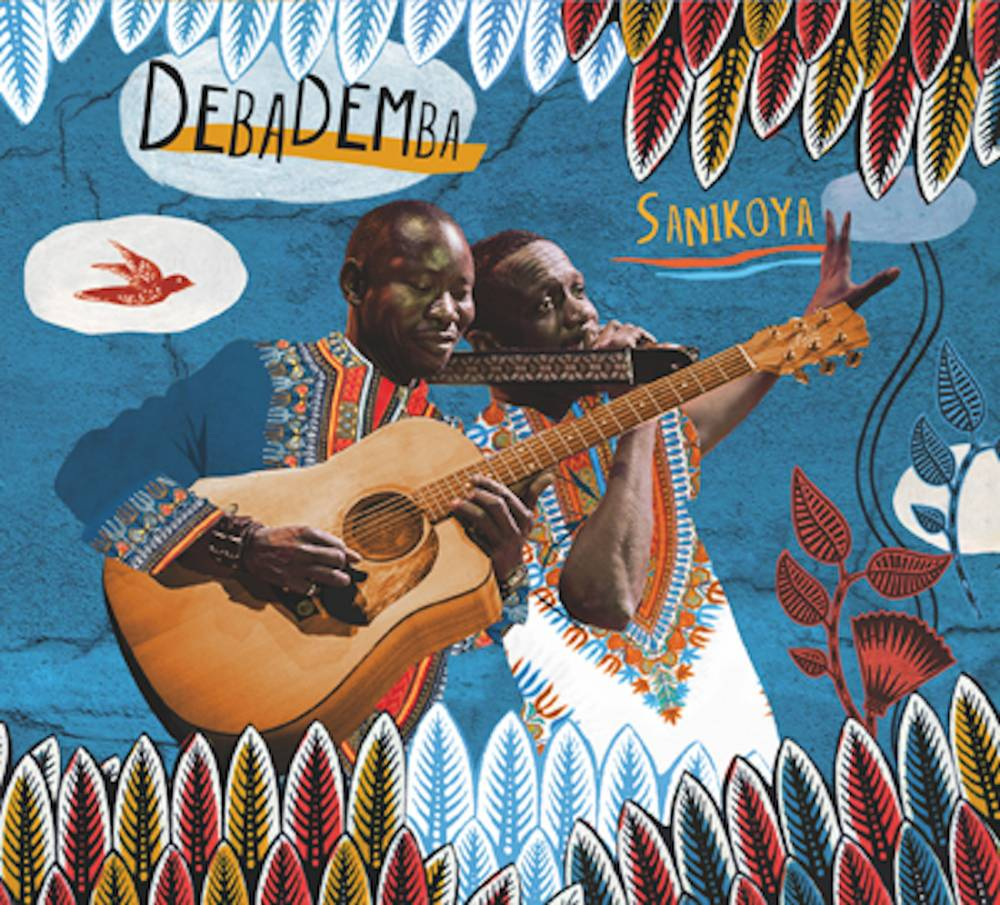 Sanikoya sortie le 22/9 (Dankama / Inouïe Distribution / RFI Talent / BMG) ©  Edgar Gutiérrez (Pochette du disque)