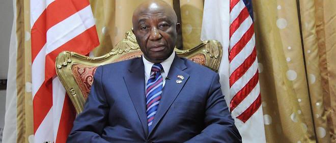 Vice-président d'Ellen Johnson Sirleaf, Joseph Nyumah Boakai se pose en héritier de la présidente sortante mais aussi en principal challenger de George Weah, l'ex-star du football.