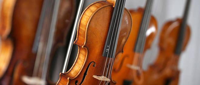 datant violoniste