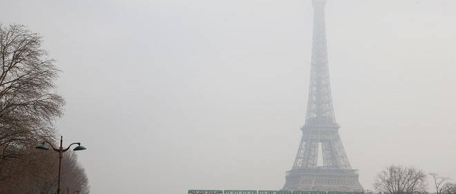 En France, environ 50 000 personnes sont mortes prematurement a cause de la pollution de l'air en 2013.