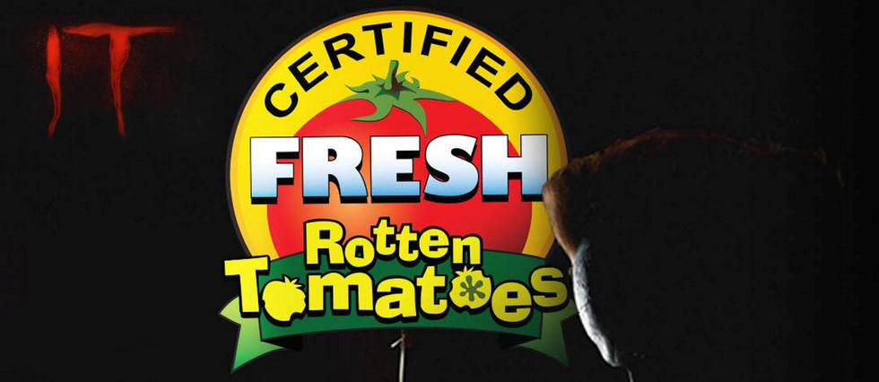 "Le tampon ""Certified Fresh"" de Rotten Tomatoes est attribue a un film considere comme excellent."