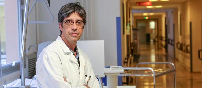 Professeur Christian Jorgensen, spécialiste de l'arthrose au CHU de Montpellier. ©Max BAUWENS/REA