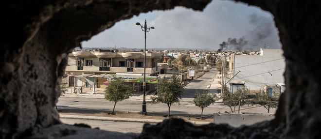 Au Kurdistan irakien.