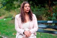 Sandra Muller, journaliste, est à l'initiative d'un hashtag devenu viral : #balancetonporc. Il vise à dénoncer publiquement les harceleurs sexuels. ©ANGELA WEISS