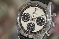 La Rolex Daytona de Paul Newman, une montre qui n'a pas de prix...