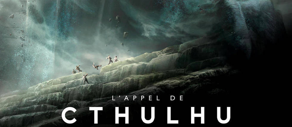 L'Appel de Cthulhu illustré par François Béranger.