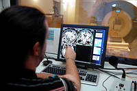 À un stade avancé, la maladie d'Alzheimer se caractérise par deux types de dégénérescence dans le cerveau. ©