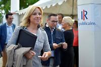Florence Portelli, maire de Taverny et adversaire de Laurent Wauquiez à la présidence des Républicains. ©LOIC VENANCE
