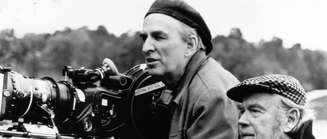 La carrière d'Ingmar Bergman (à gauche) a couvert toute la seconde moitié du XXe siècle.