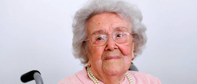 Honorine Rondello s'est éteinte à 114 ans.