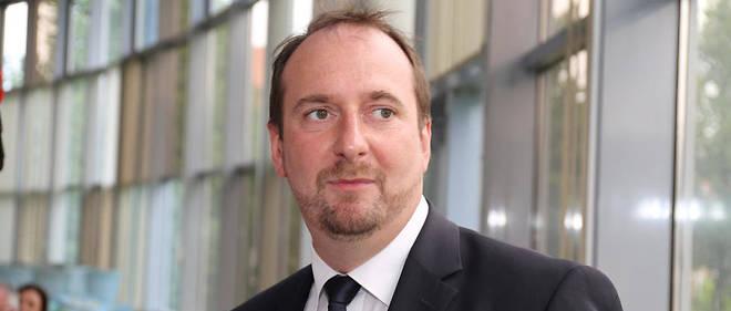 Christophe Arend, député LREM de Moselle.