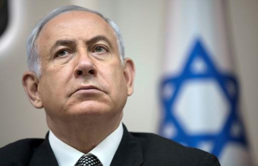 Le Premier ministre israélien Benjamin Netanyahu, le 3 septembre 2017 à Jérusalem © ABIR SULTAN POOL/AFP/Archives