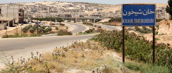 La Commission d'enquête de l'ONU avait déjà estimé que les forces syriennes étaient responsables de cette attaque au gaz sarin.