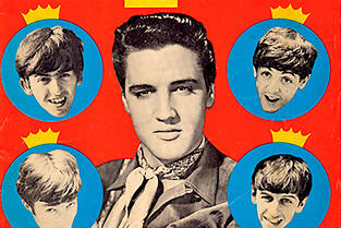 Patrick Mahé retrace en cent jours la vie d'Elvis, depuis sa naissance dans un baraquement de Tupelo (Mississippi) jusqu'à son dernier souffle, dans la mélancolie de sa propriété de Graceland à Memphis.