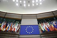 L'Europe des 28 doit faire face à une crise d'identité sans précédent (illustration).