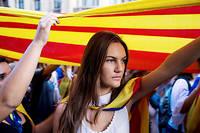 L'expérience catalane est observée à la loupe par les Républiquesanciennement yougoslaves. ©Maxime MATTHYS/REA
