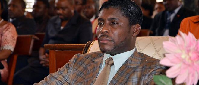 Teodorin Nguema Obiang, vice-président de Guinée équatoriale.