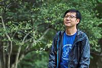 Le PrQing Li, biologiste japonais, professeur associé à la Nippon Medical School, à Tokyo, a fondé en 2007 la Japanese Society of Forest Medicine. ©Nicolas Datiche/SIPA