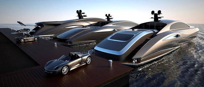 Taxes En France Il Vaut Mieux Avoir Un Yacht Qu Une Voiture