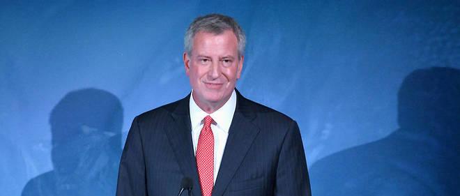 Bill de Blasio, bientôt réélu maire de New York ?
