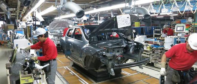 Nissan relance sa production de véhicules au Japon   Automobile 5b513aec32c