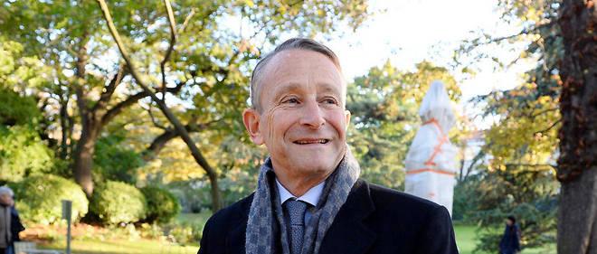 Vie d'après. Le général Pierre de Villiers au jardin du Luxembourg, à Paris, le 5 novembre. «Je vais pouvoir assouvir ma passion pour le football. Retourner au stade de la Beaujoire… Je ne ferai pas de politique.»