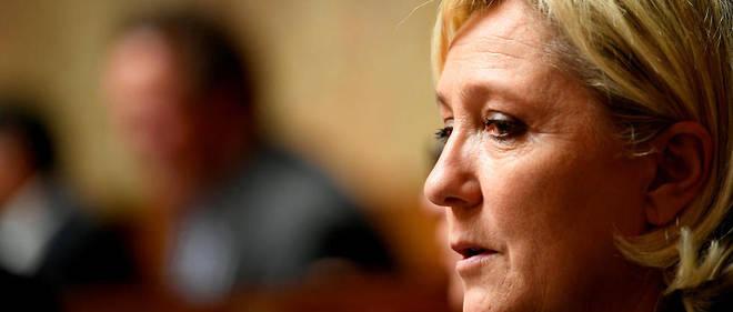 Marine Le Pen devra répondre aux convocations des juges.