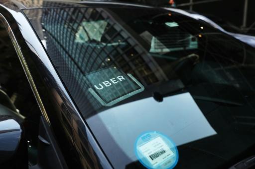 Uber affirme compter près de 50.000 chauffeurs au Royaume-Uni © SPENCER PLATT GETTY IMAGES NORTH AMERICA/AFP/Archives