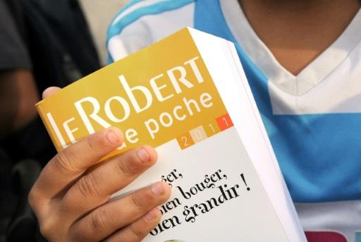 La Certification Le Robert permet aux salariés, travailleurs indépendants, demandeurs d'emploi et étudiants d'évaluer leur niveau de français © GERARD JULIEN AFP/Archives