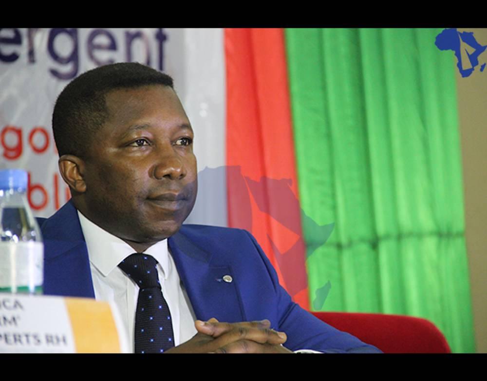Kag Sanoussi, président de l'Institut international de gestion des conflits. ©  DR