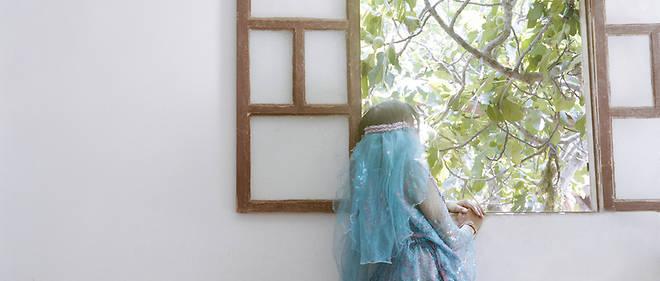 Farida Hamak, Oultem, Bou Saada, Série Sur les traces, Algérie 2014. Courtesy Regard Sud Galerie.