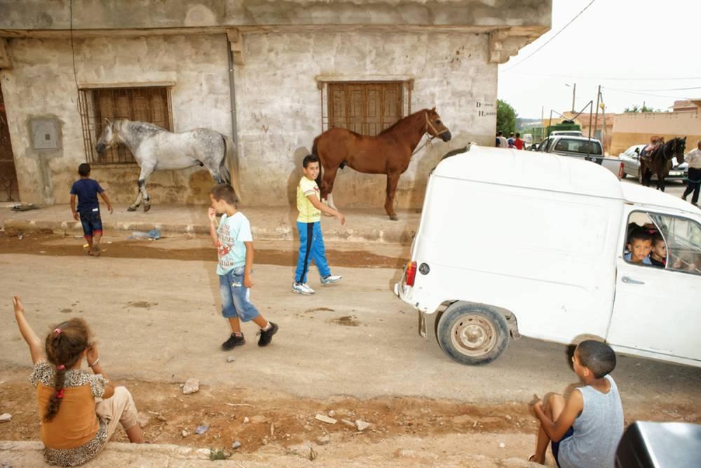 Ramzy Bensaadi. Célébrations rurales en Algérie ©  Ramzy Bensaadi