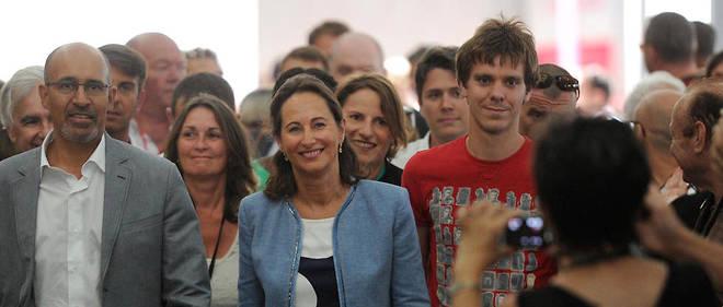 L'ex-président du Mouvement des jeunes socialistes Thierry Marchal-Beck.