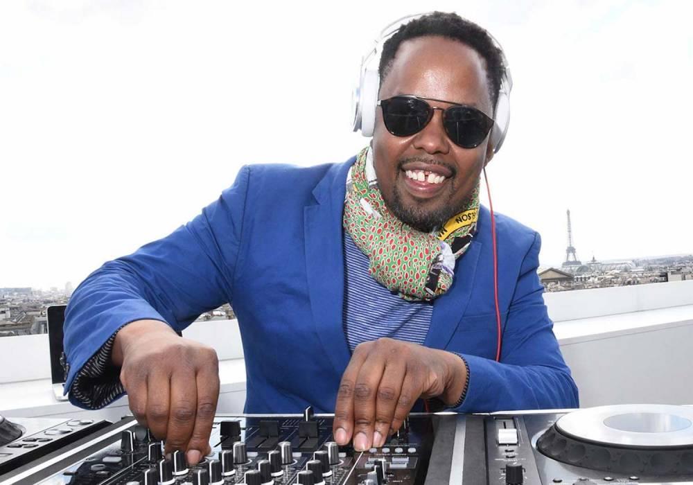 Producteur et DJ, Mo Laudi est le porte-étendard d'un kwaito sud-africain plus moderne avec une place plus importante accordée à la house. ©  Foc Kan
